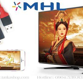 Danh sách điện thoại hỗ trợ MHL