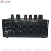 Bộ trộn micro Mixer Mini MIX-428E