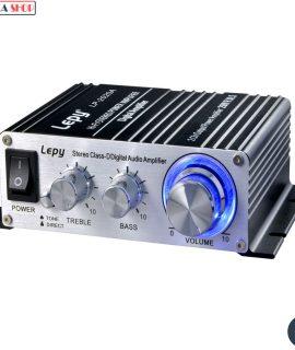 Bộ khuếch đại âm thanh 12V HIFI Lepy LP-2020A