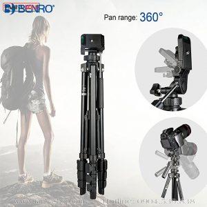 Chân máy ảnh giá rẻ Benro T560