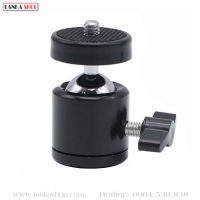 Ball head mini tripod gắn chân máy ảnh